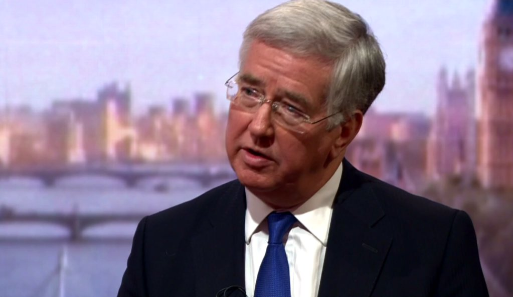 Michael Fallon has just made the most appalling case for bombing #Syria on #Marr. Pressure from allied forces?!