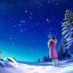 肉眼で見えるよ♥12月は5回、夜空を見てみよう