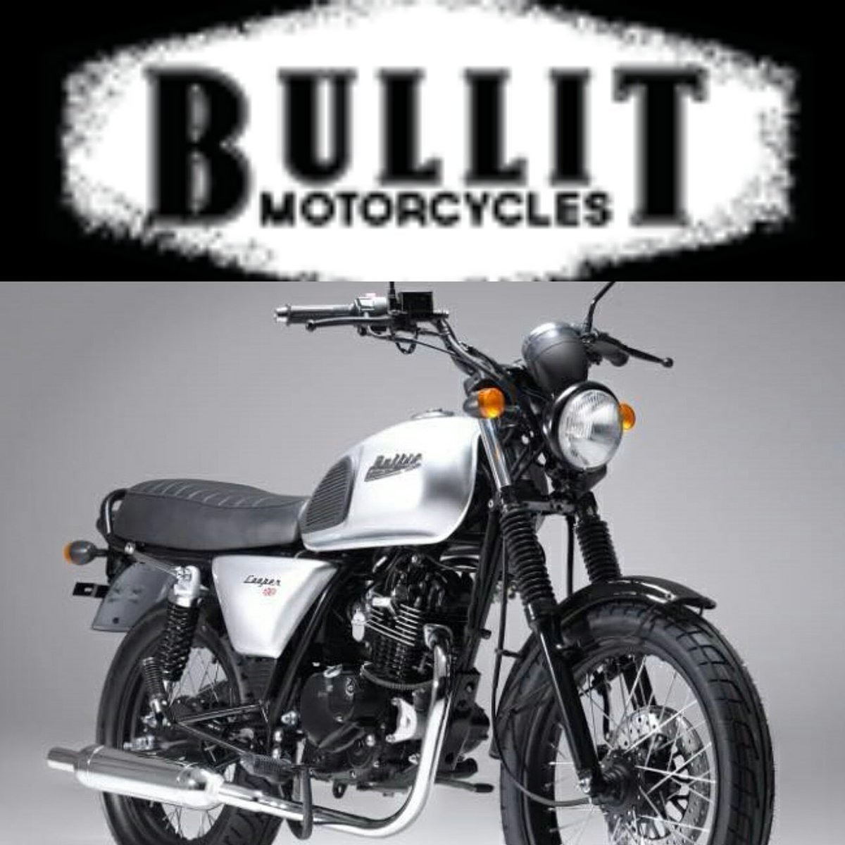 motoplage on twitter la bullit hunt s 125 cc la moto classique vintage. Black Bedroom Furniture Sets. Home Design Ideas
