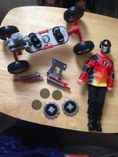 Mountainboarding UK On Twitter Action Man Boys Toys Skateboard