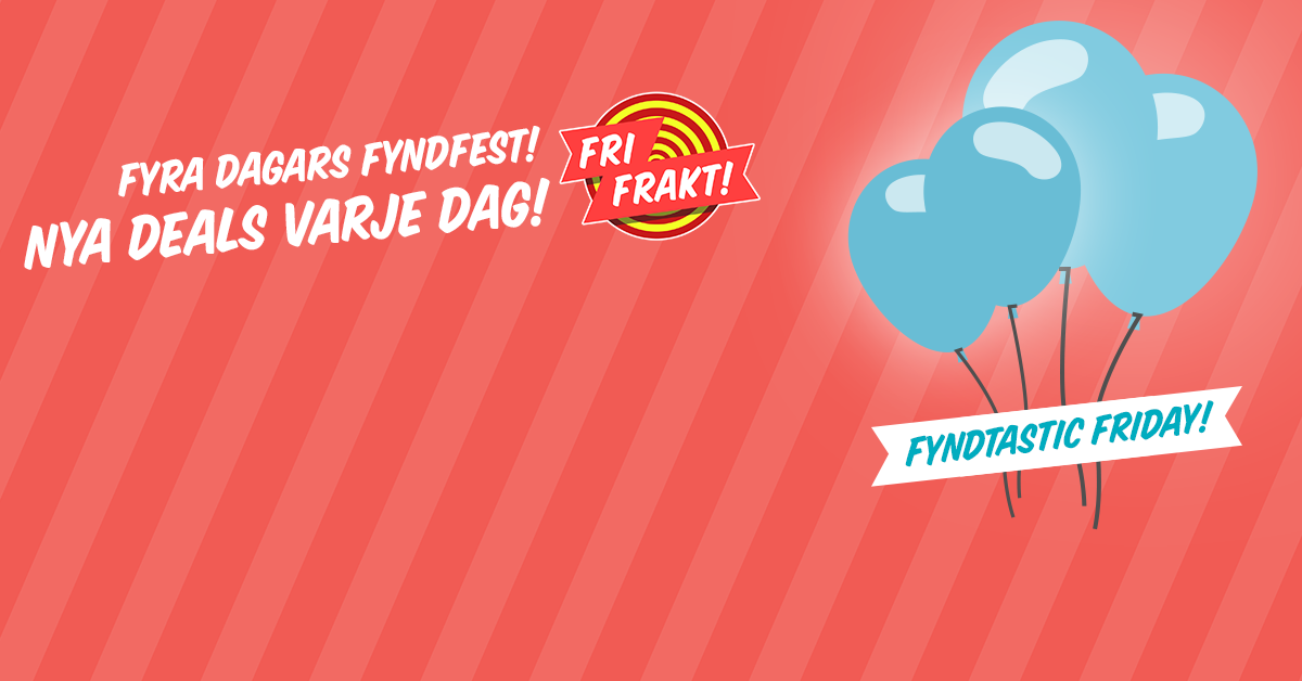 Fyndiq Fri Frakt