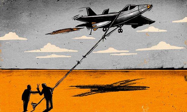 I know Isis fighters. Western bombs in Raqqa will fill them with joy. By Jürgen Todenhöfer https://t.co/NILIPj9Qbh https://t.co/riiv4lLk3d
