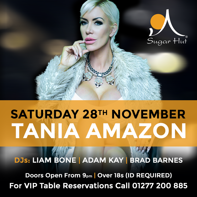 Tomorrow night @Twiinzworld returns to @sugarhut ALL Tables SOLD OUT Doors open at 9pm https://t.co/XCfWkorXLj