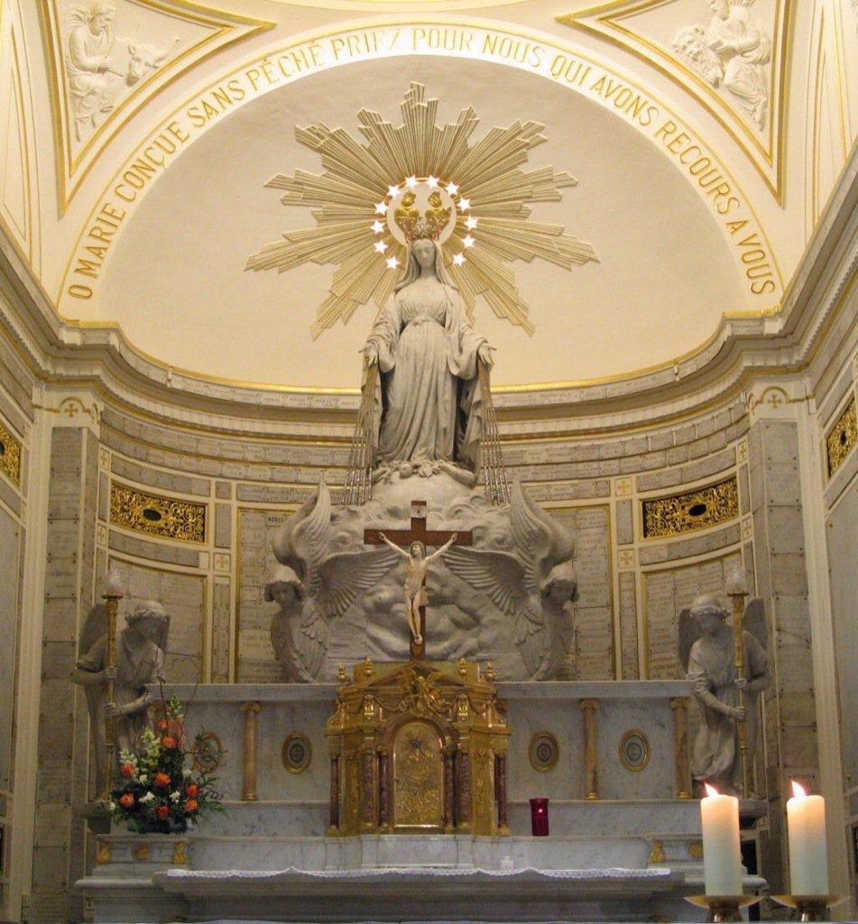 Thumbnail for Tuiteros celebran el Día de la Virgen de la Milagrosa