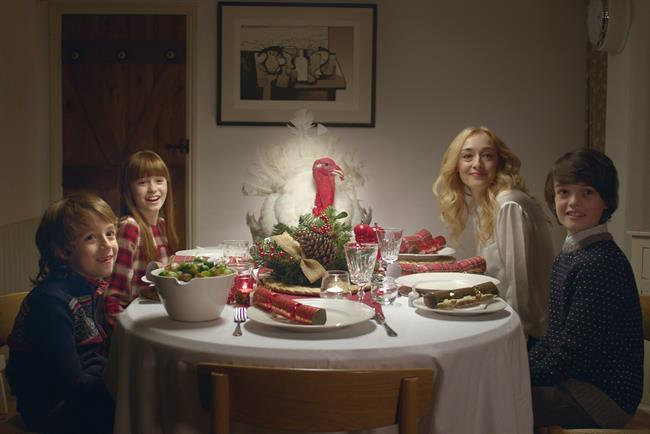 RT @Campaignmag: A family becomes best friends with a turkey in the @VodafoneUK Christmas ad https://t.co/5TPgUArWpY by @GreyLondon https:/…