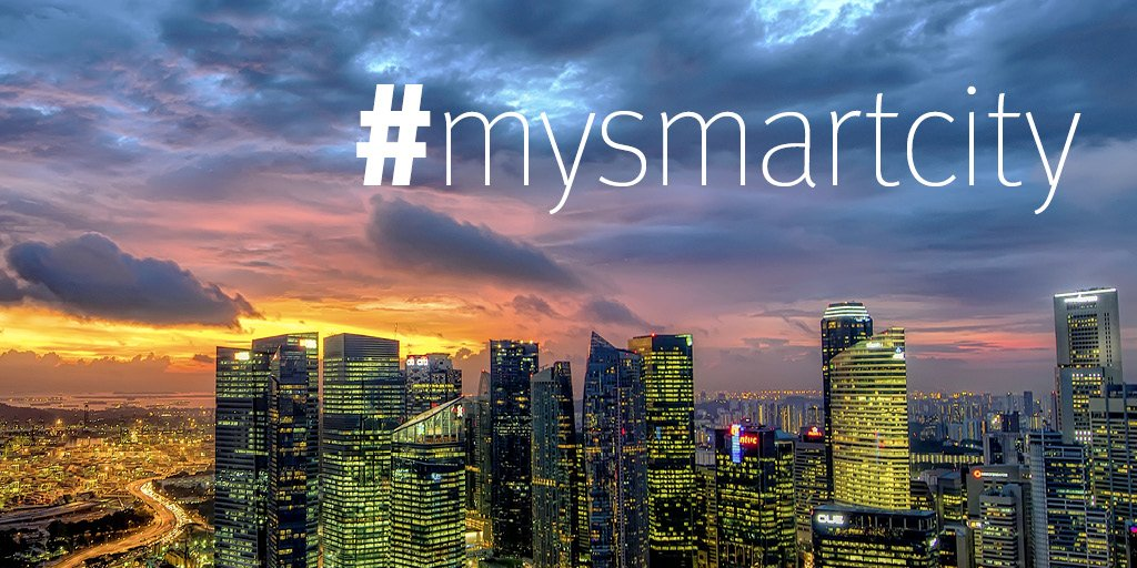 Thumbnail for #mysmartcity 2015