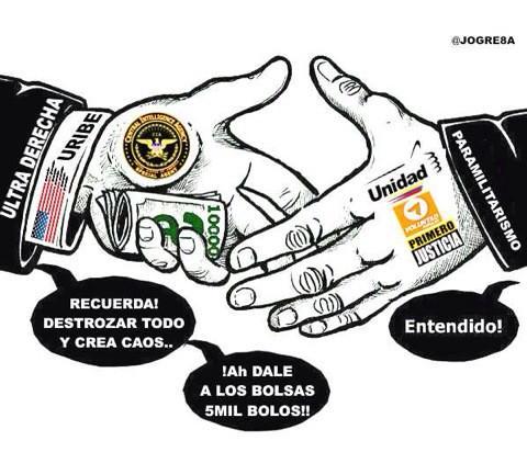 Venezuela/ Colombia y su conflicto interno - Página 7 CU0rSt8WEAASmKz