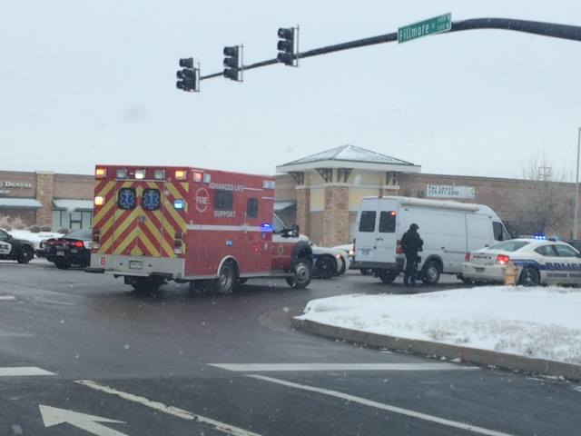 Active shooter in Colorado Springs near Planned Parenthood
