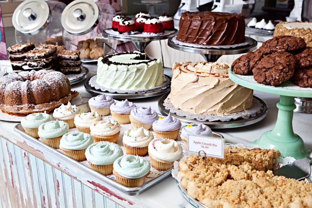 Много картинок тортов