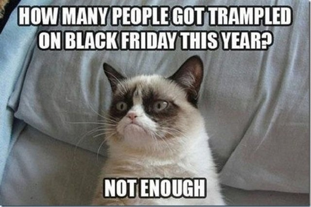 23 Black Friday Memes To Help You Deal With The Madness