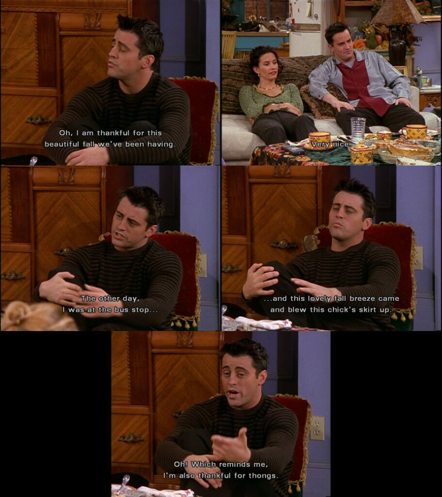 """F I N D S: F.R.I.E.N.D.S Fan On Twitter: """"#Joey: & Blew This Chick's"""