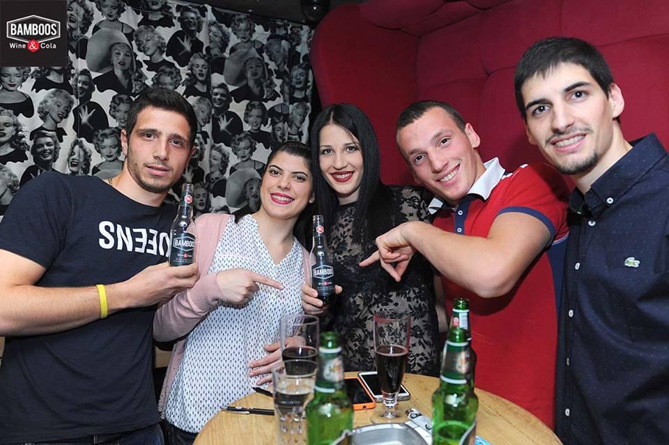Podgorica za druzenje THE 10