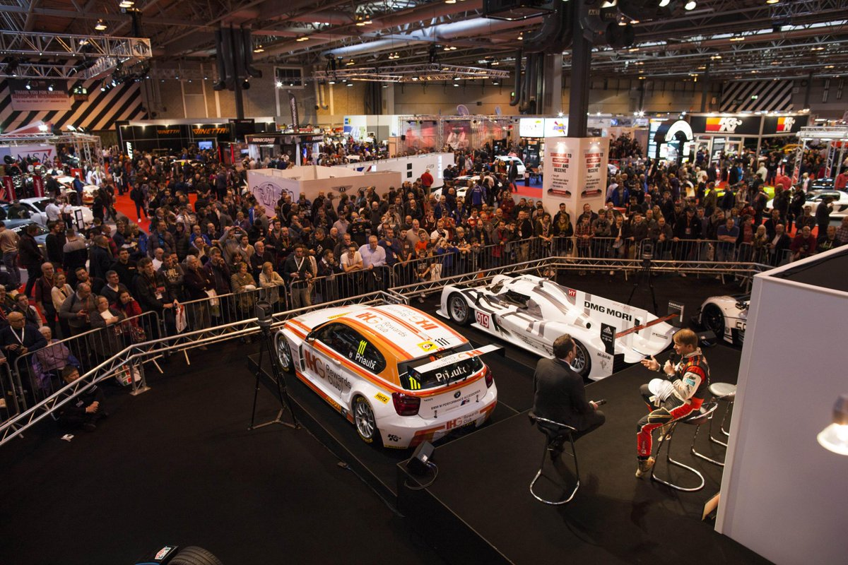 Fancy a trip to @Autosport_Show on Sunday 17 Jan? Retweet & follow for a chance to win one of five pairs of tickets! https://t.co/VWUMGt5n6z