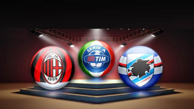 MILAN SAMPDORIA, tutto sulla Diretta Streaming Live Calcio Serie A con Sky e Mediaset