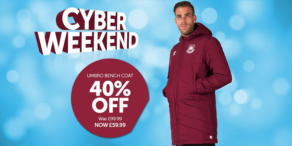 West Ham United On Twitter Quot Cyberweekend Keep Warm This