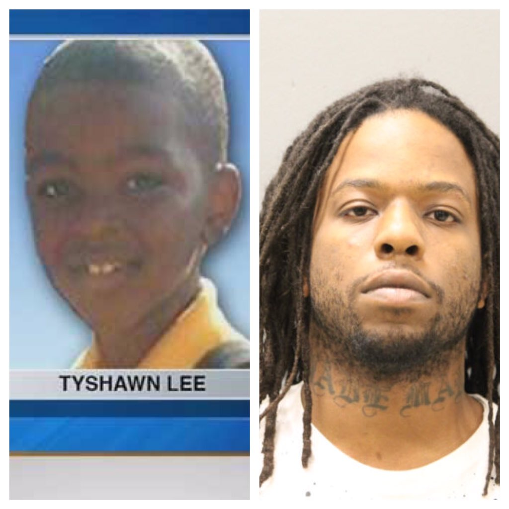 Corey Morgan arrested murder of Tyshawn Lee