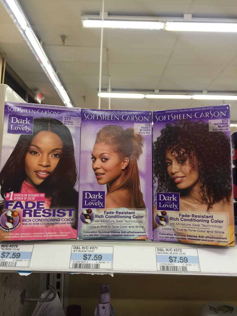 Can Somebody Tell Me Why Dark And Lovely Has Perms Lookin Like Kelly