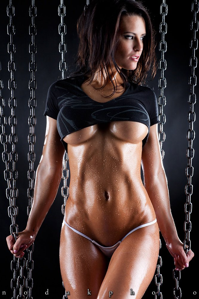 Muscle girl porn pics