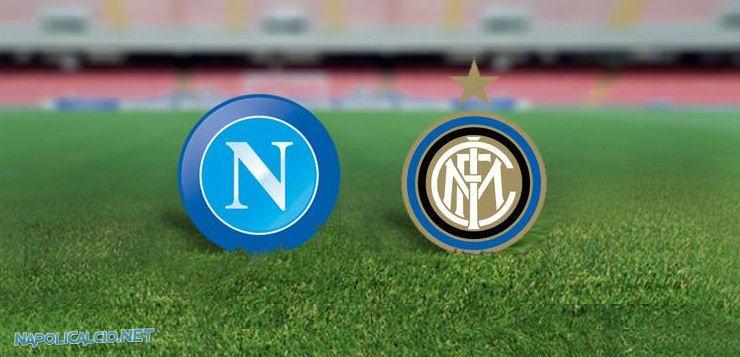 NAPOLI INTER Streaming Calcio: info Diretta TV Oggi