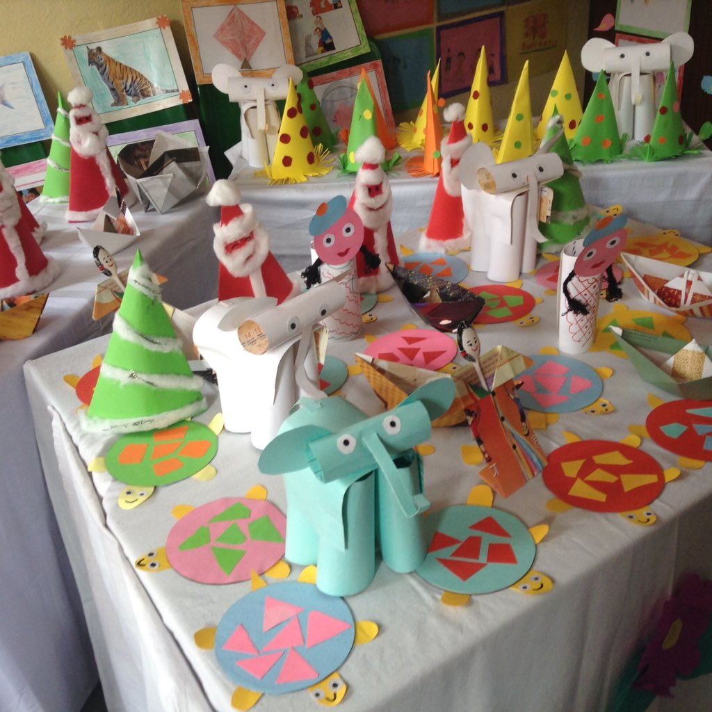 Mr Priest On Twitter Arts Crafts Exhibition By Students Of Mary