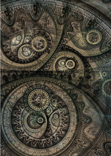 #freeshipping -Dark Machine- https://t.co/7nGD5QXq8G --- #steampunk #fractal #design #designers #cool #machinist