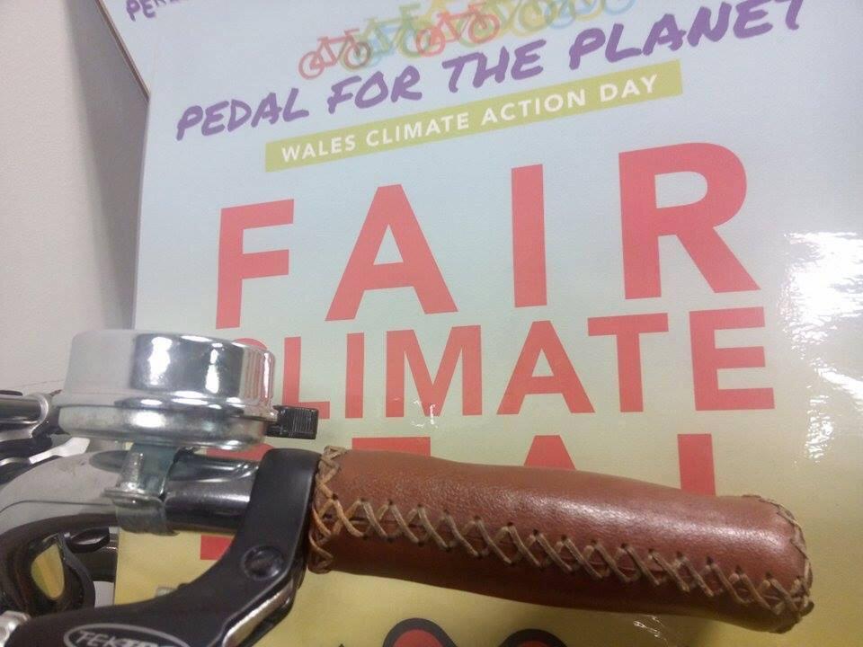 It's nearly time! Co ni off! https://t.co/d2fFaAdHoH #onyourbike #climatedeal @WWFCymru @SCCCymru @OxfamCymru https://t.co/JRvOSR9P5j