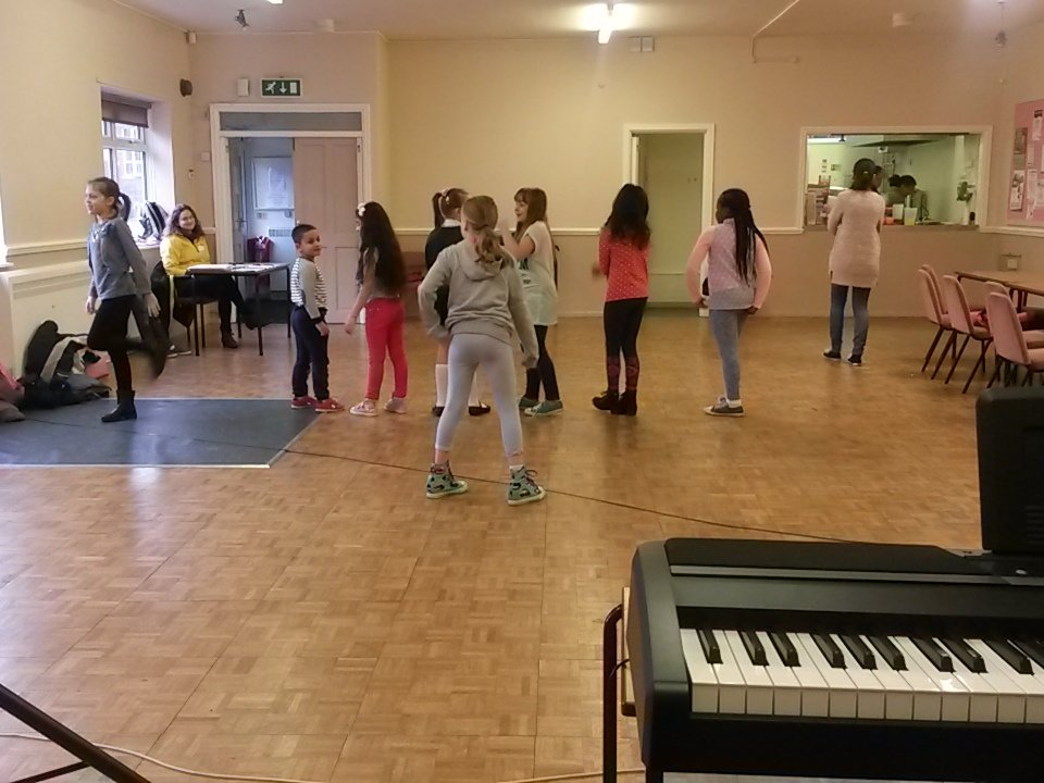 Really proud of juniors #CANYouth, Every Saturday they work on their musical performance, Going SO well @comartsnw https://t.co/FjRWjFKnFM