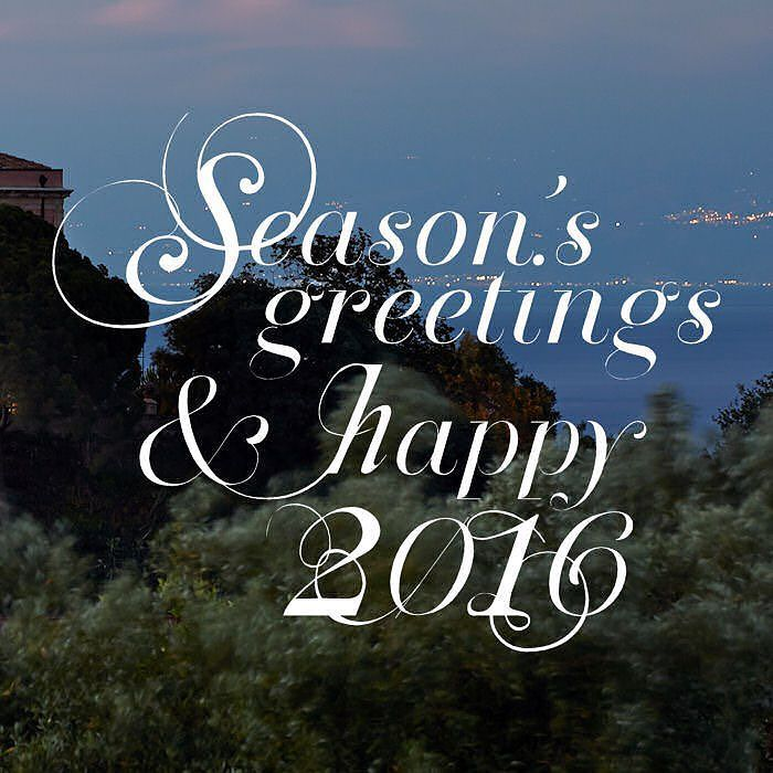 """Season's greetings"" The mild #sicilianwinter is upon us and it is time to reflect on the … https://t.co/knqBAAkOJs"