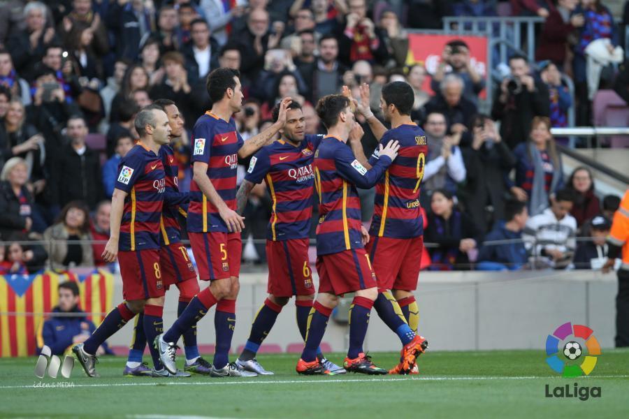 Примера. Барселона - Реал Сосьедад 4:0. На манеже все те же - изображение 3