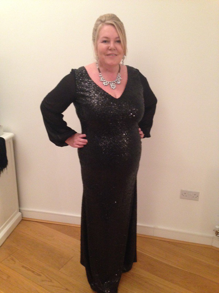 RT @knight_marion: @missgemcollins thank you I love my dress xx you were lovely today xx https://t.co/TRuppa6nkQ