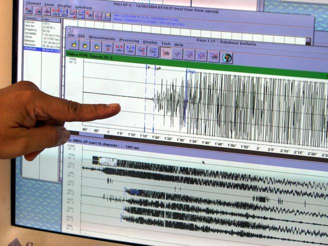 Terremoto Oggi Abruzzo, nuova scossa M4.4 nel Mar Adriatico, tra Vasto e l'isola di San Nicola