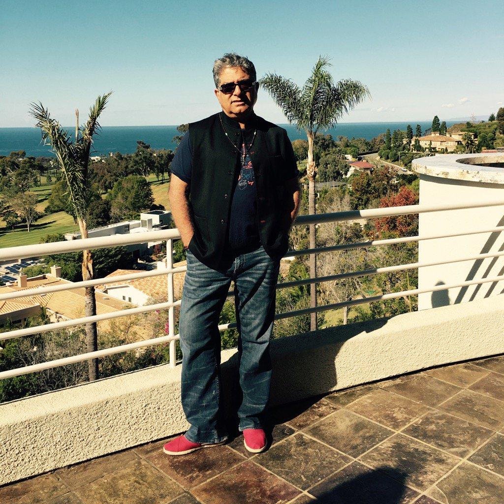 """Deepak Chopra on Twitter: """"Good Morning from La Jolla https://t.co ..."""