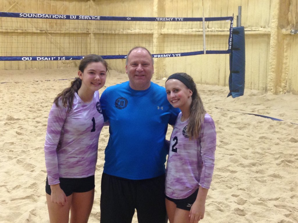 Team Detroit Vbc On Twitter Congrats To Celia Cullen Hannah Grant U15 Champions At Grand Sands In Loveland Oh Teamddifference Https T Co Vdomd8qmtx