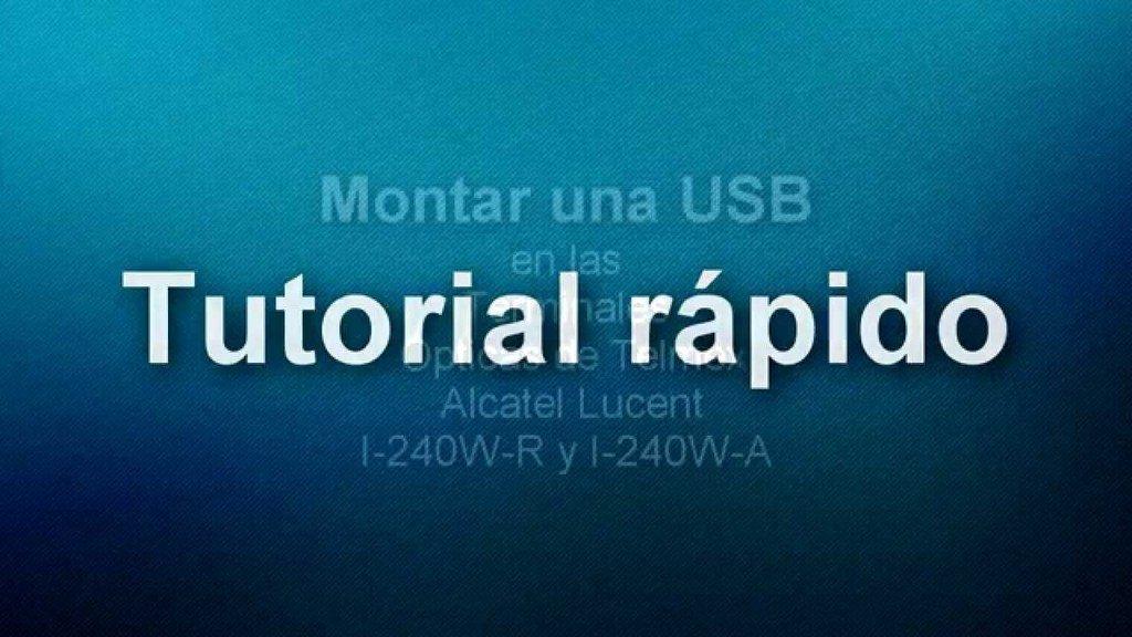 Alcatel lucent I 240w r user manual