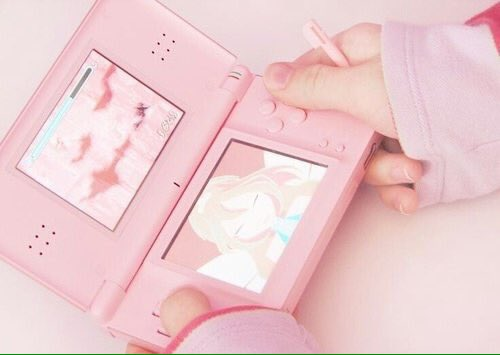 Image result for video game consoles cute tumblr