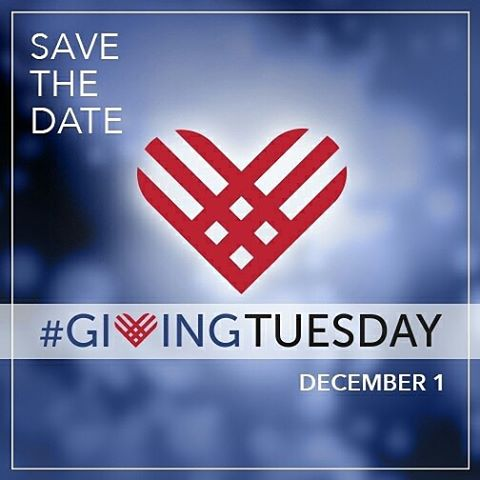 #GivingTuesday is JUST around the corner! Make a pledge to donate your time & talents to address local challenges!! https://t.co/QUZTd51s8T