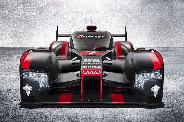 .@Audi__Sport apresenta novo R18 e confirma permanência de @LucasdiGrassi https://t.co/y4XAeTMaIH #WEC https://t.co/L9yFC5HhY9