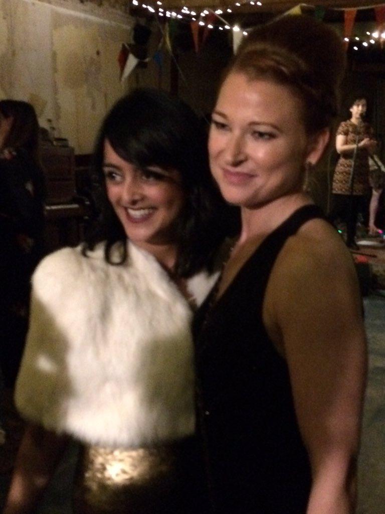 @mspriyapatel @NatalieMortonTV v glam friends indeed!