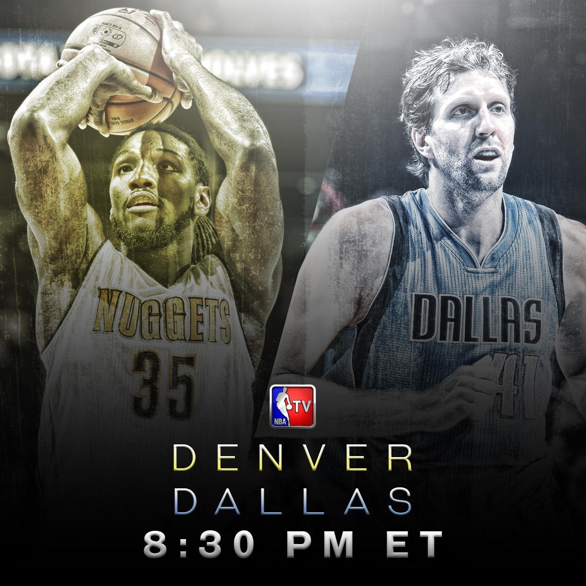 """NBA TV On Twitter: """"Tonight On @NBATV: The @nuggets Travel"""