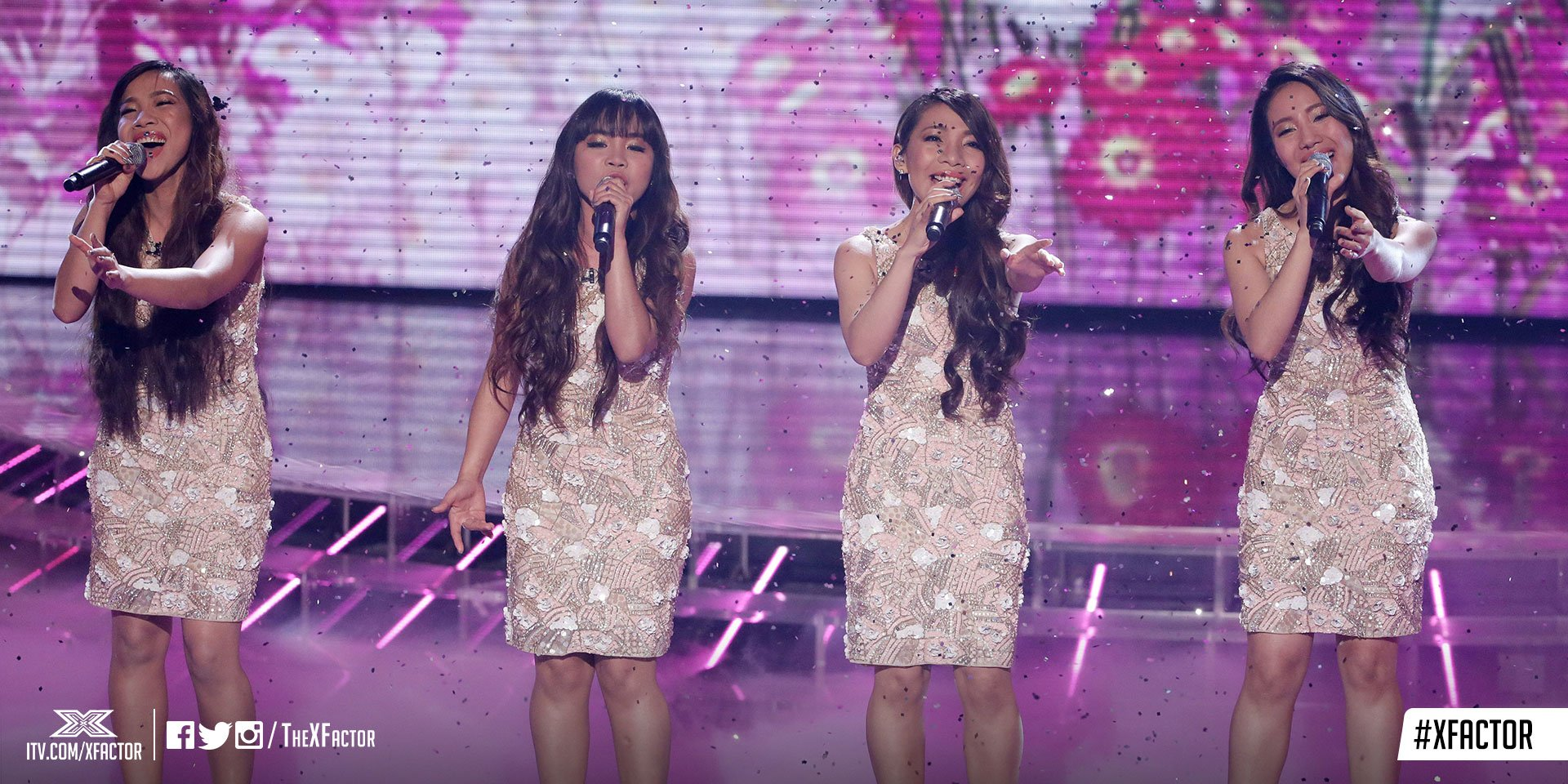 Is there nothing these girls can't do? @4thImpactMusic perform ballad #IllBeThere: https://t.co/ycFYKfgAvv #XFactor https://t.co/bzaFuJYBju