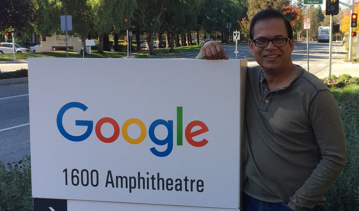 Fifteen years ago, on this day, I joined a small startup called Google. The journey continues. https://t.co/Aw39uB5HxQ
