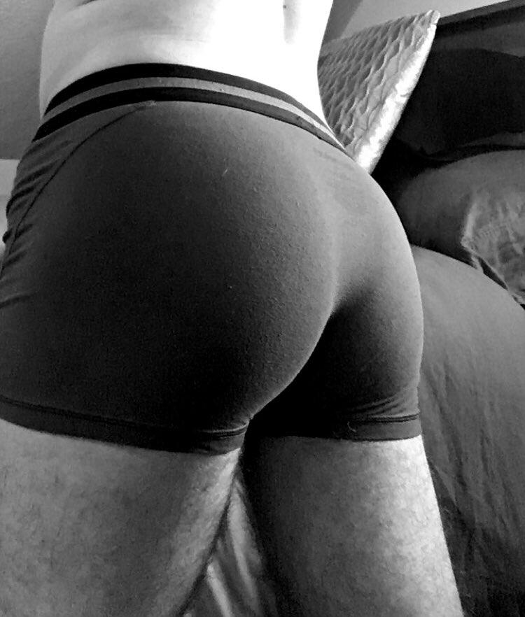 White gay butt