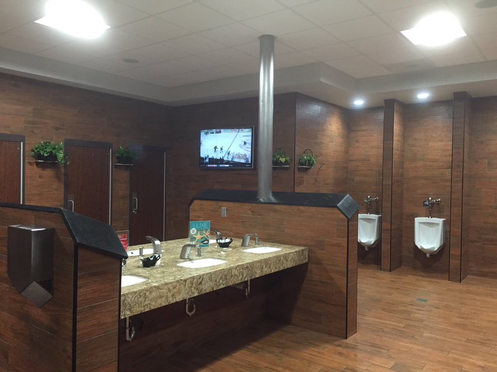 Corey Clark On Twitter The Nicest Gas Station Bathrooms In Recorded History The Busy Bee Is A