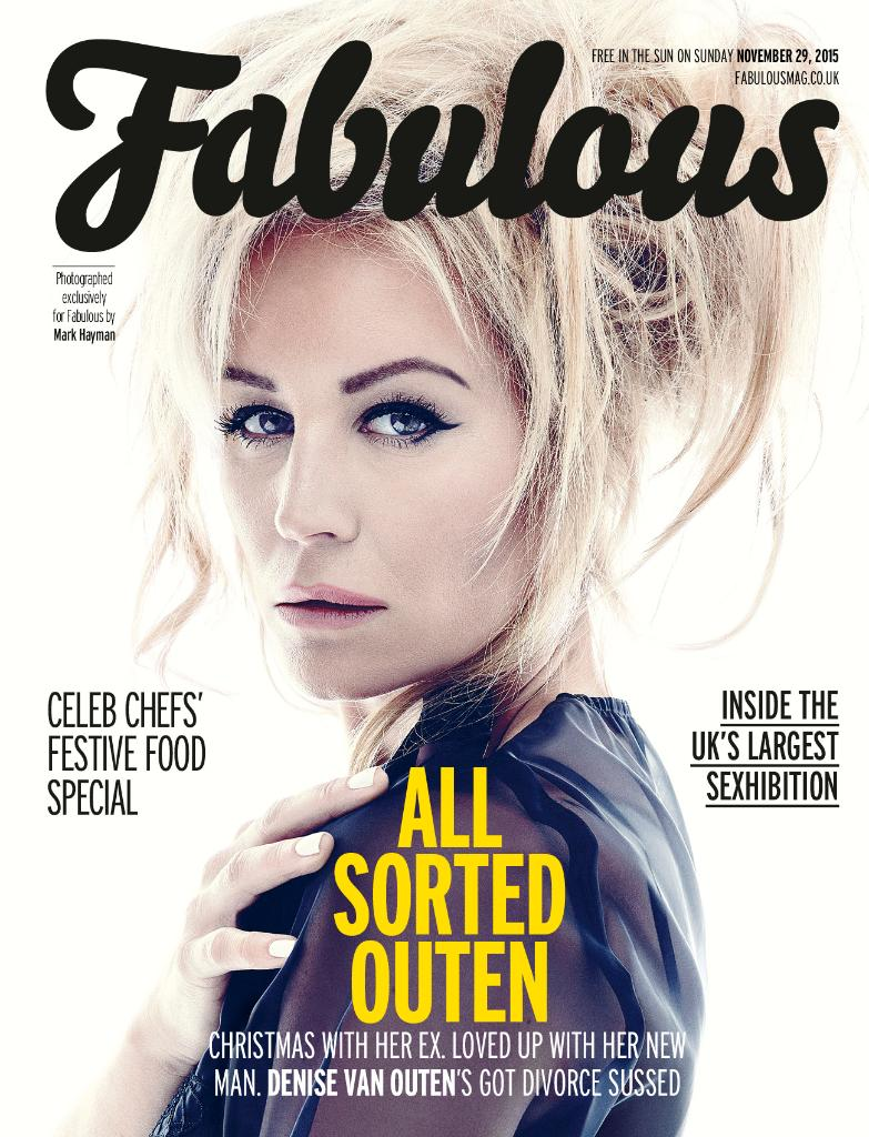 RT @Fabulousmag: Happy #FabulousSunday everyone! Grab your @denise_vanouten issue today https://t.co/Xvp21KHpjz https://t.co/oQJUuSaYx0