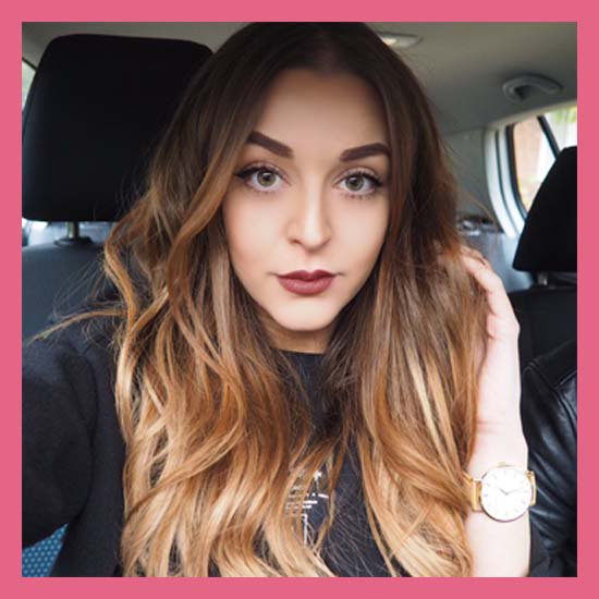 Lush hair extensions on twitter layla wearing our ombre colour 437 am 17 nov 2015 from west molesey south east pmusecretfo Choice Image