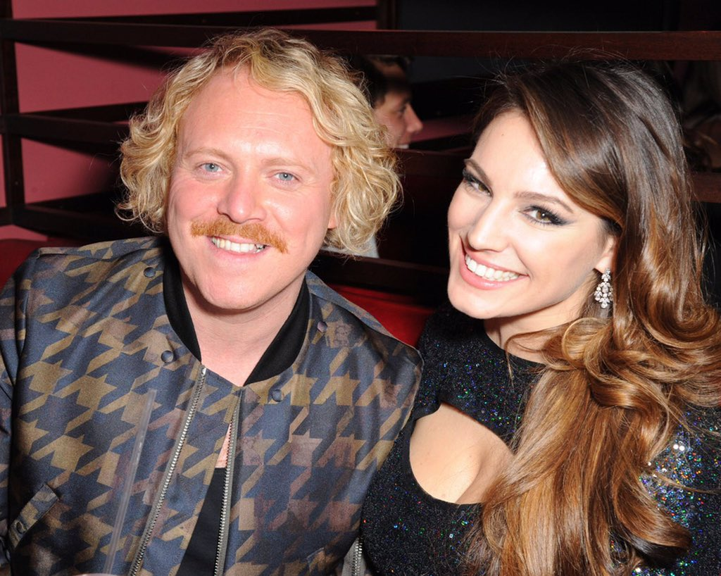 Never seen this pic before. Me and @IAMKELLYBROOK a very lovely lady https://t.co/rFIV86RMzA