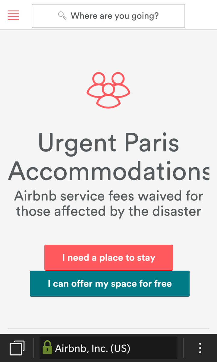 #digitravel2015 when you just care you create evangelists. Well done @Airbnb https://t.co/9D8vyY17wF