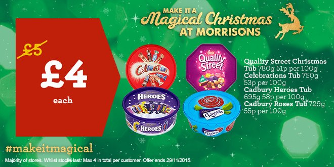 Morrisons On Twitter Christmas Is A Time For Sharing And