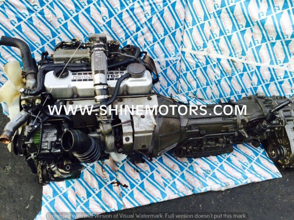 nissan navara service manual td27 2663cc