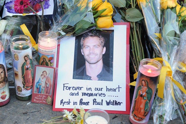 "Paul Walker (Fast & Furious) ""finisce"" con una Porsche a Los Angeles"
